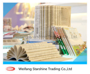 60-180GSM Woodfree Offset Paper for Packaging &Printing