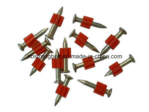 High-Strength Shooting Nails with Red Washer pictures & photos