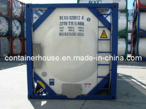 Second Hand 20 Ft Tank Container pictures & photos