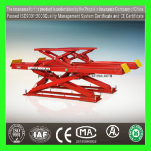 Scissor Car Lift with 3.5tons for Car Repair/Auto Lift/ Car Lifter/ Two Car Lifter/2 Post Lift/Scissor Lift/3.5t/4t/5t pictures & photos