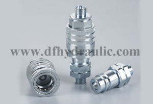 ISO 5675 Coupling Pull-Push Type Hydraulic Coupling pictures & photos