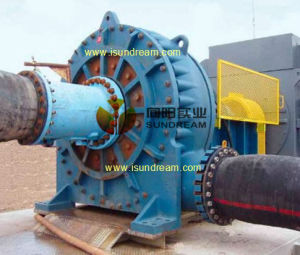 Ah Heavy Duty Slurry Pump for Mining Applciation