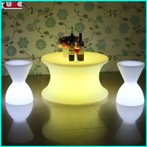Multi-Color Changing LED Coffee Table pictures & photos