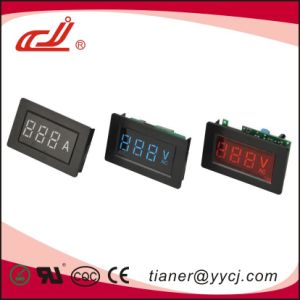 Dy85 Digital Voltage Meter pictures & photos
