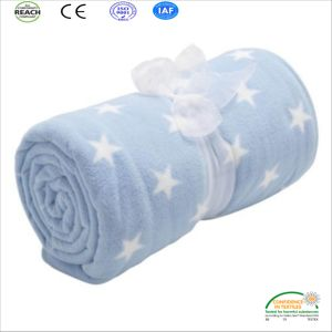 2017 New Design Printed Baby Blankets pictures & photos
