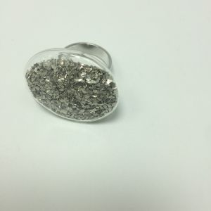 Prime Ring in Plastic Hallowing with Glitters Inside pictures & photos