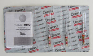 Dental Root Canal File Densply Waveone File 3PCS/Blister pictures & photos