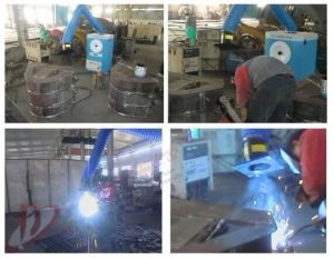 Portable Welding Fume Extractor/Collector with Single Arm pictures & photos