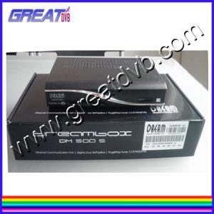 Dreambox500s Black Dm500 S Satellite TV Receiver Dm500s Dream Box