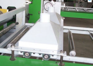Semi-Automatic Paper Sticking Line pictures & photos