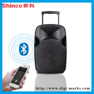 Wireless Portable Music Sound Box USB/SD Iuput, Bluetooth FM MP3 Display pictures & photos