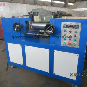 2016 Hot New Type 6 Inch Lab Two Roll Rubber Mixing Mill pictures & photos