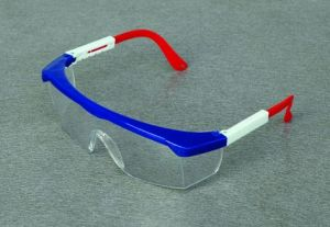 En166 Adjustable Work Safety Glasses for Eye Protection pictures & photos