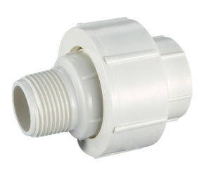 PVC-U Theraded Fittings Union pictures & photos