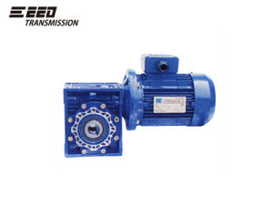 Eed Worm Gearbox Nmrv Series (Size NMRV25-150) , Worm Geared Motor pictures & photos