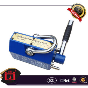 100kg Permanent Magnetic Lifter Manual Lifting Tool for Steel pictures & photos