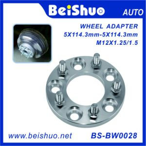 Wholesale Market Aluminum Alloy CNC Car Wheel Adapter pictures & photos