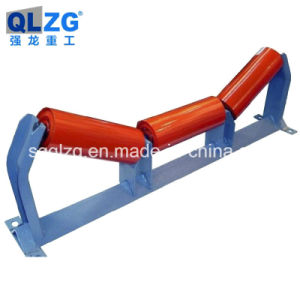 Conveyor Idler & Bracket in Belt Conveyor Machinery