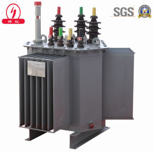 Triangle Winding Iron Core Transformer pictures & photos