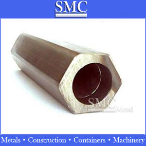 Hexagon Steel Pipe (Best Price, Good Quality)