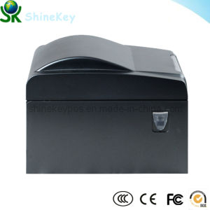 Front Paper Loading POS Thermal Printer pictures & photos