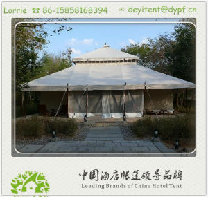 Double Pagoda Roof Safari Deluxe Camping Tent pictures & photos