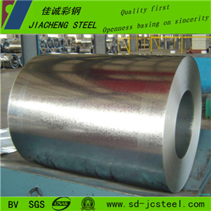 Regular Spangle Galvanized Steel Coil and Stock for Buyer pictures & photos