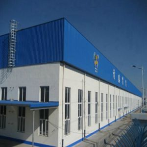 Light Steel Structural Buildings by SGS Certification