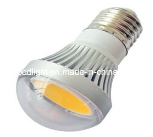 COB LED Bulb Lamp with CE and RoHS for Hom Lighting (B609007W)
