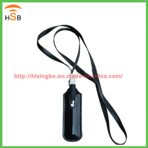 Healthy Green Present Leather Bag Necklace E Cig