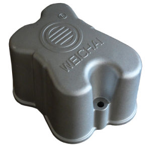 Aluminum Die Casting Part for Diesel Engine Cover pictures & photos