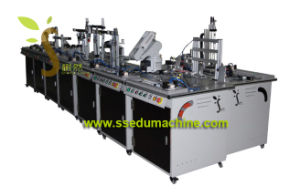 Mechatronics Training Equipment Modular Product System Mechatornics Trainer Mps pictures & photos