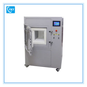 1700c High Temperature Inert Gas Atmosphere Box Furnace pictures & photos