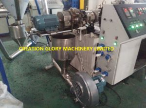 Customized High Efficiency Filler Master Batch Plastic Extruding Granulator pictures & photos