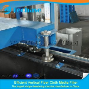 Wastewater Treament Plant Fiber Cloth Filter Tank pictures & photos