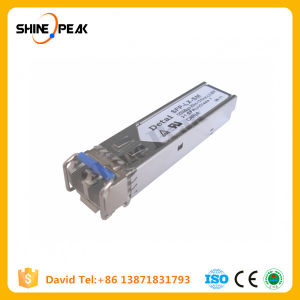 Single Core SFP+ 10g 40km Fiber Module for Ciena 3930 pictures & photos