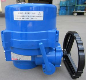 Electric Ball Valve with Rotary Actuators pictures & photos
