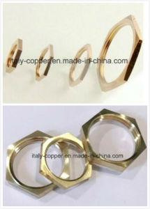 OEM Brass Hexagonal Nut (AV90081) pictures & photos