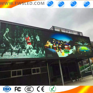 P6 LED Display Screen, LED Billboard, Outdoor LED Display pictures & photos