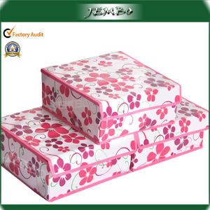 Outside PP Woven Lamination Promotion Household Organizer Box pictures & photos