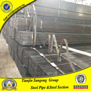 50X50 Ms Carbon Steel Tube Gi Square Pipe Galvanized Square Hollow Section pictures & photos