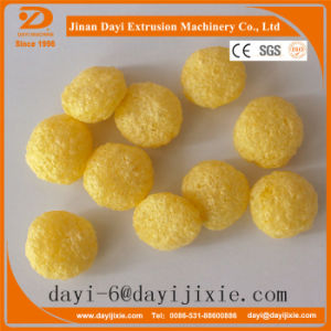 Puffed Corn Snack Cheese Ball Making Machine pictures & photos