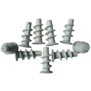 Plasterboard Fixing Plug in Grey pictures & photos