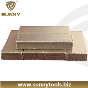 Sunny Tools Surprising You Layer Structure Basalt Cutting Diamond Segments pictures & photos
