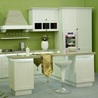 Simple Style Kitchen Cabinets