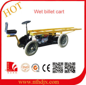 Red Brick Carrying Cart pictures & photos