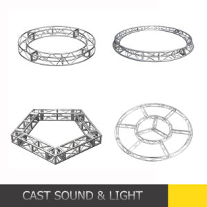 Spigot Aluminum Triangle Circle Truss pictures & photos