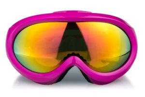 Junior UV 400 Anti Scratch Ski Goggles for Helmet pictures & photos