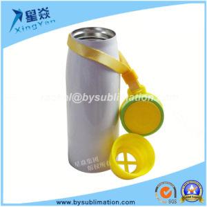 350ml Double Color Sublimation Vacuum Flask pictures & photos