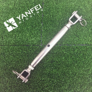 Jaw and Jaw Turnbuckle (Stainless Steel) pictures & photos